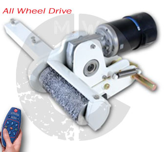 Powrtouch All Wheel Drive Twin